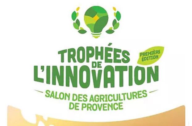 Trophées de l'innovation salon des agricultures de Provence