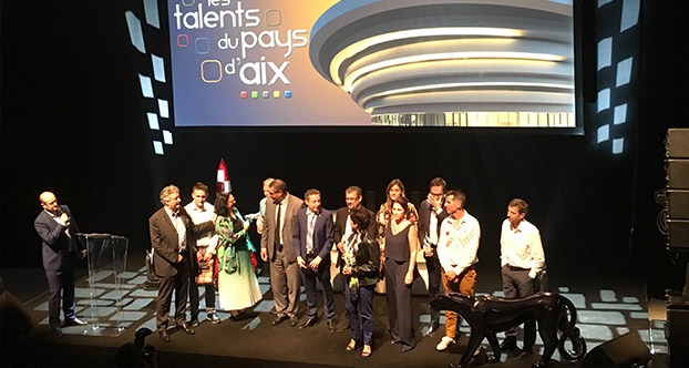 Talents du Pays d'Aix 2018