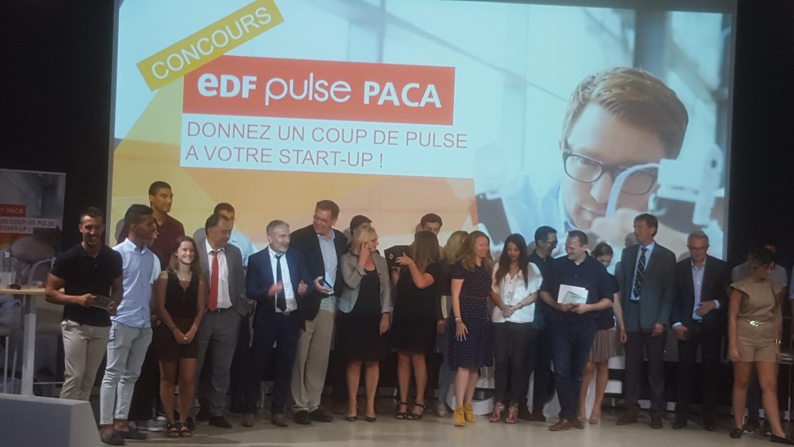 Prix EDF Pulse2018