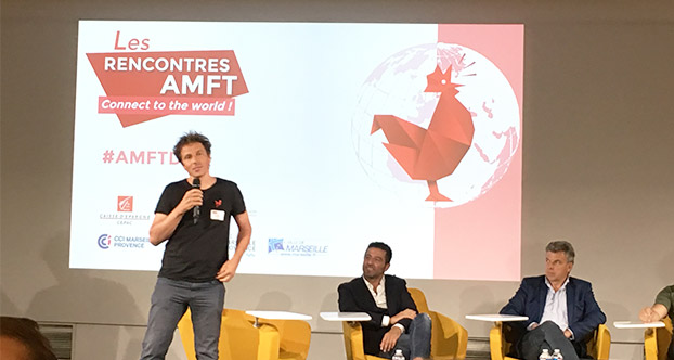 Rencontres AMFT : connect to the world