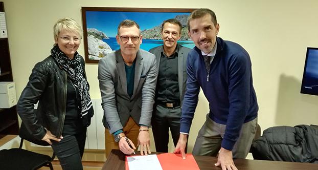 Crédit Mutuel Méditerranée nouveau partenaire de l'IRCE