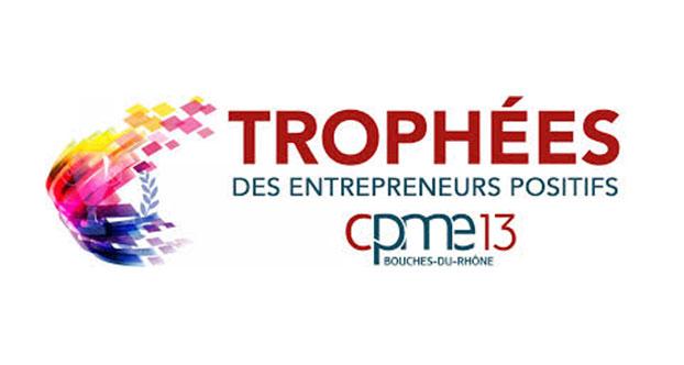 Trophées des Entrepreneurs Positifs CPME 13