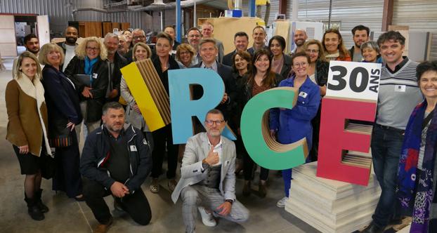 30 ans IRCE - Artisans du bois