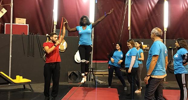 Ateliers du Cirque au CIAM