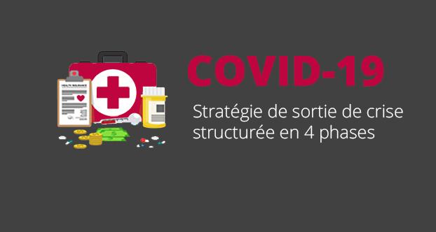 covid-19 stratégie de gestion de la crise