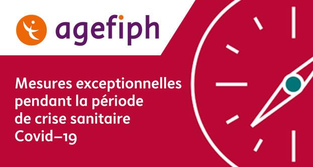Agefiph et covid-19