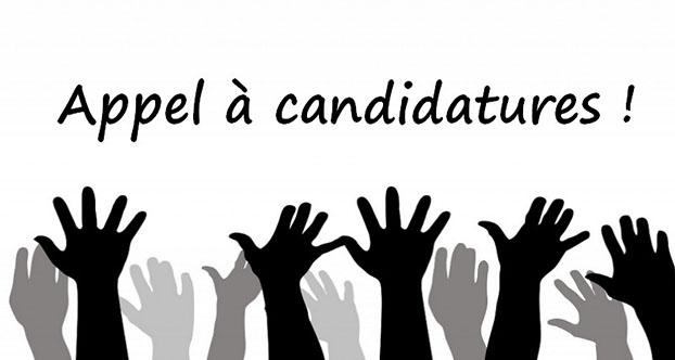 Mains levées - appel à candidatures