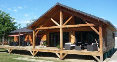 Cession entreprise construction habitation bois