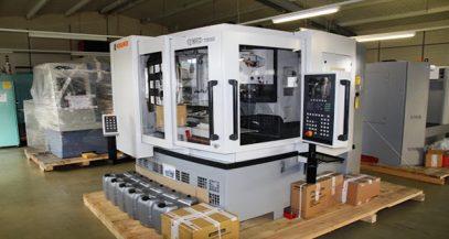 reconditionnement machine industrielle