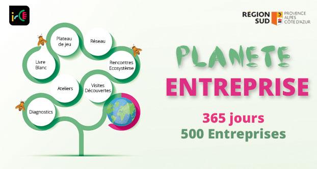 Planète Entreprise 2021 Arbre