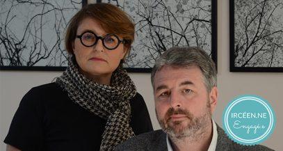 Frédérique et Nicolas Sestrea