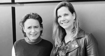 Photo de Laure Latour et Nathalie Van Stichelen JOBSEED